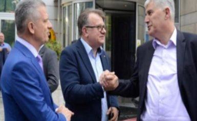 ANALIZA DANA: Čovićev Plan B je ustvari Nikšićev Plan DB – Denis Bećirović