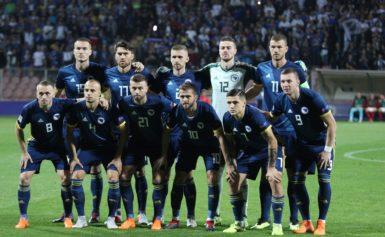 Danas izvlačenje kvalifikacijskih grupa za Euro 2020
