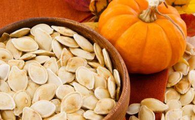 Samo jedna šaka sjemenki bundeve sprječava 9 opasnih bolesti