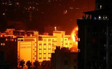 Izraelska vojska bombardovala položaje Hamasa