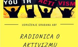 """BUSOVAČA: Za vikend se održava radionica """"Aktivizmom za bolju lokalnu zajednicu"""""""