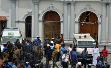 U više eksplozija u crkvama i hotelima na Šri Lanci poginulo 129 osoba