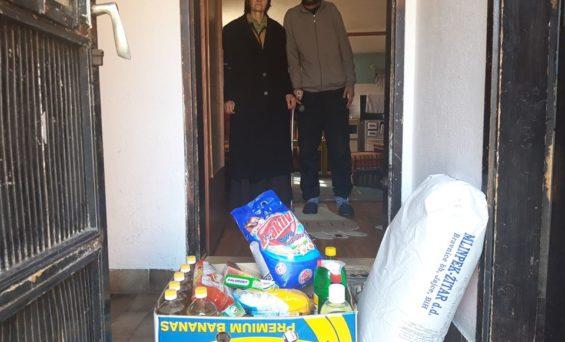 Uručena pomoć Zahirović Zemini iz N. Travnika