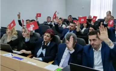 Paušali zastupnika u Skupštini SBK/KSB povećani na 810 KM